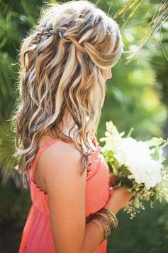 Cute Hair Style for Long Hair apk screenshot