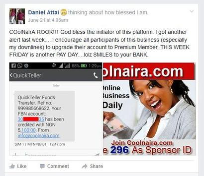CoolNaira - Make Money Online apk screenshot