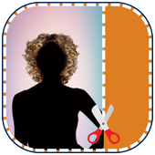 Curly Hair Styler Photo Editor App icon