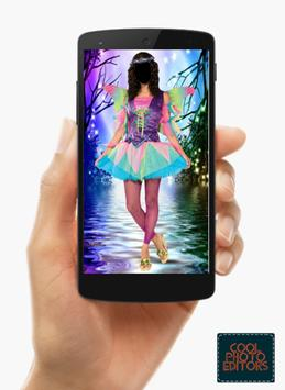 Fairy Princess Dress Photo Montage screenshot 14