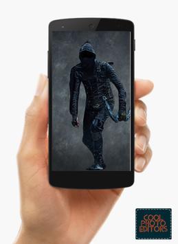 Ninja Photo Suit Montage Editor poster