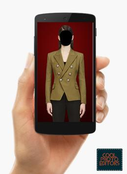 Women Suit Photo Editor apk screenshot