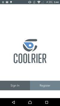 Coolrier poster