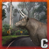 Stag Bull Simulator icon