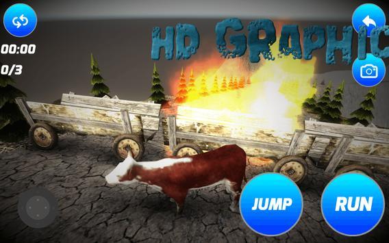 Cute Cow Simulator apk screenshot