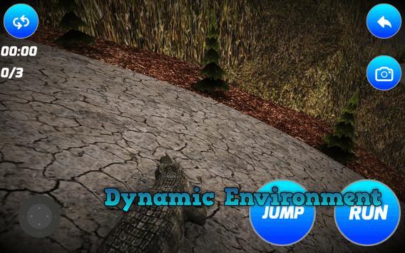 Dangerous Crocodile Simulator poster
