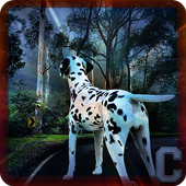 Stained Dalmatian Simulator icon