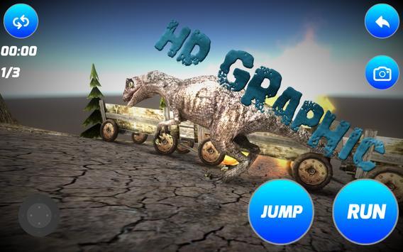 Rex Dinosaur Simulator poster