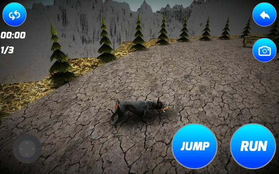Fast Doberman Simulator apk screenshot