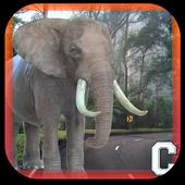 Big Elephant Simulator icon