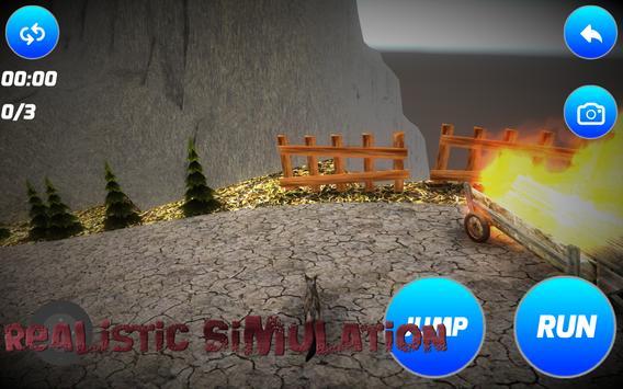 Old Forest Wolf Simulator apk screenshot
