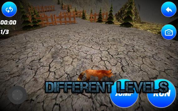 Crafty Fox Simulator apk screenshot