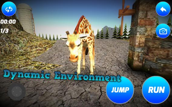 The Giraffe Simulator apk screenshot