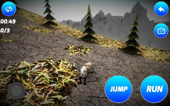 Strong Hyena Simulator apk screenshot