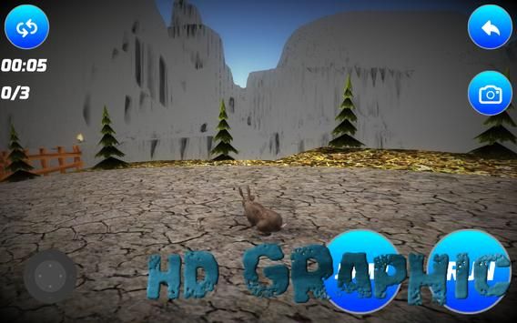 Pretty Rabbit Simulator apk screenshot