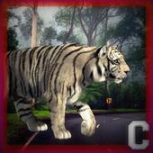 Alone Tiger Simulator icon
