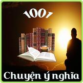 1001 câu chuyện ý nghĩa icon