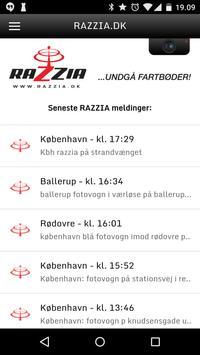 Razzia.dk poster