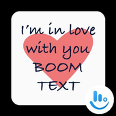 Love TouchPal Boomtext - Creat GIF icon