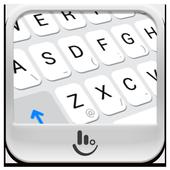 TouchPal iOS 11 Simple Style Theme icon
