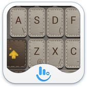 TouchPal Leather Theme icon