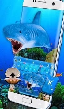 3D Ocean Shark screenshot 1