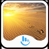 Travel Trail Kyeboard Theme icon