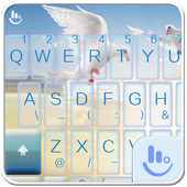 TouchPal World Peace Theme icon