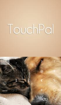 TouchPal You & Me Keyboard poster