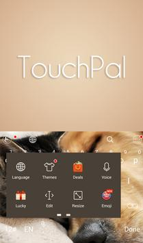 TouchPal You & Me Keyboard screenshot 2