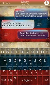 TouchPal Russia Keyboard Theme apk screenshot