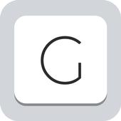 Grey Classic Keyboard Theme icon