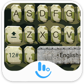 Army Soldier Keyboard Theme icon