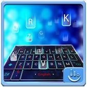 Blue Hologram icon