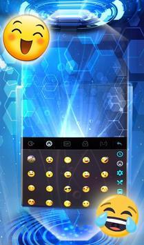 Blue Hologram screenshot 2