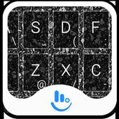 Cool Black Keyboard Theme icon