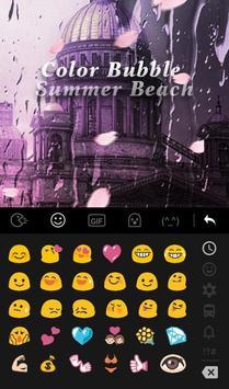 Color Bubble Summer Beach screenshot 2