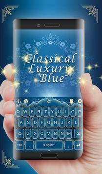 Classical Luxury Blue screenshot 1