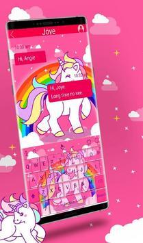 Cute Unicorn screenshot 1
