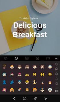 Delicious Breakfast Keyboard apk screenshot