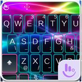 E Color Keyboard Theme icon