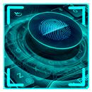 Fingerprint Style Keyboard Theme APK