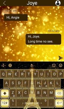 Gold Paris screenshot 1