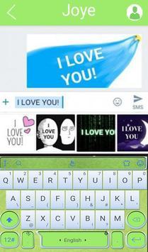 Keyboard Theme For Wechat screenshot 4