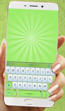 Keyboard Theme For Wechat poster