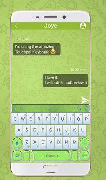Keyboard Theme For Wechat screenshot 1