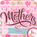 Happy Mother's Day Keyboard Theme icon