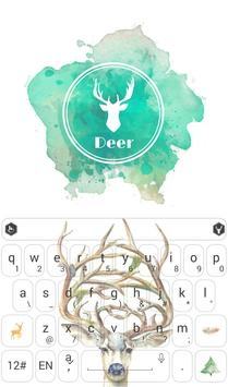 Free New Hind Keyboard Theme poster