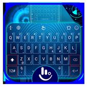 Hologram Keyboard Theme icon