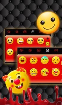 Lipstick Keyboard Theme screenshot 3